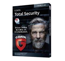 G-Data® Total Security 2020 version complète Entreprise Française expédié -24H