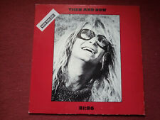 VAN HALEN Then & now LP Live in concert 81-86 RARE