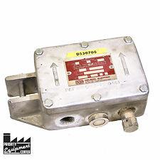 Nelson Electric 7AS20C Class 530 Inertia Switch Nema 7 Exp Proof Housing