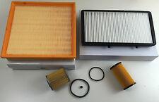 Filter Kit Oil Filter Air Filter Pollen Filter Fuel. PRIMASTAR VIVARO TRAFFIC