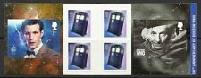 PM36 2013 Dr Who 50th Anniversary with colour shift Barcode Booklet - complete