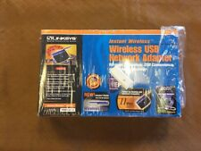 Linksys Instant Wireless USB Network Adapter WUSB11 Ver. 2.5