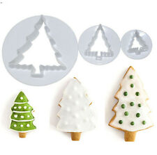 Christmas Tree 3 pc. Cookie Cutter Set