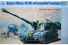 TRUMPETER 00324 1/35 British 155mm AS-90 self-propelled howitzer