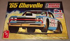 AMT 1965 Chevelle Modified Stocker Stock Car 1:25 scale model car kit new 1177