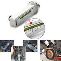 KFZ Auto Waage Radsturz Magnetic Gauge Tool Car Angle Camber Castor Werkzeug Neu