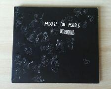 Mouse On Mars Instrumentals 1997 CD Thrill Jockey Rock Post Rock Rare