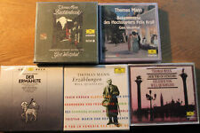 Thomas Mann [ 59 CD NEU ] Buddenbrooks Felix Krull Erzählungen Erwählte Venedig