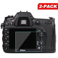2x Tempered Glass Screen Protector for Nikon D7200 D7100 D850 D800 D810 D610 D4s