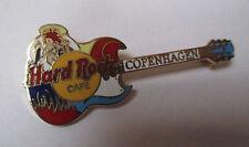 Broche Hard Rock Cafe Copenhagen - guitare
