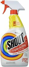 Shout Laundry Stain Remover Spray 30 oz (Pack of 2)