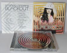 * Blackout, Britney Spears, CD, JAPAN, 16tracks