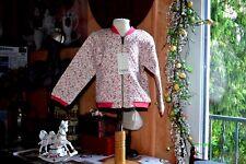 veste neuve chipie 3 ans petites fleurs un peux matellassee voir robe pantalon