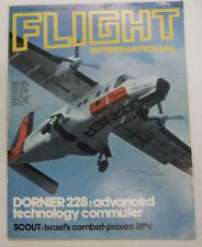 Flight International Magazine Dornier 228 Commuter February 1982 FAL 061015R