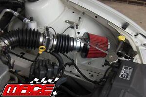 CLEAR BOX AIR INTAKE K&N FILTER FOR HOLDEN COMMODORE VT VX VU ECOTEC L36 3.8 V6