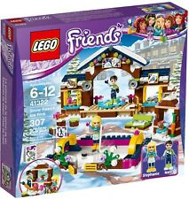 Friends: Snow Resort Ice Rink Set #41322 by LEGO