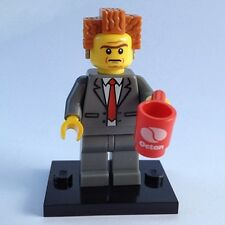 NEW Lego MOVIE President Business Minifig FROM THE LEGO MOVIE 71004