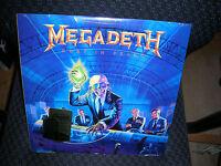 Megadeth ***Rust In Peace **Brand New Record LP Vinyl PIECE