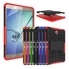 Samsung Galaxy Tablet Resistente A Prueba De Golpes Funda Protectora Cubierta Rígida Soporte