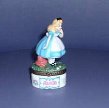 Disney Midwest Of Cannon Falls Alice In Wonderland'S Alice Phb In Box