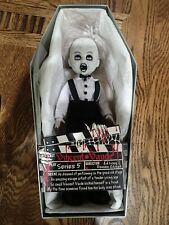 Living Dead Dolls by Mezco Vincent Vaude Series 5 Black and White Mystery doll