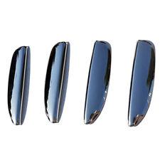4 POIGNEES PORTES RENAULT CLIO 2 1998-2005 1.0 1.2 1.4 1.6 COUVRES CHROME