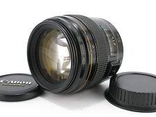 Canon EF 85mm F/1.8 USM Lens t1i t2i t3i t4i t5i t6i t6s 30D 40D 50D 60D 70D 7D