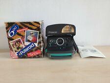 Polaroid 600 Kamera Sofortbild Kamera Instant Camera OVP sehr guter Zustand