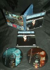 *** Headhunter - Komplett - PAL - Deutsch - Sega Dreamcast ***