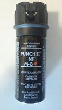 Punch II (NF) Pepper Spray - 2 oz Stream (Flip Top)
