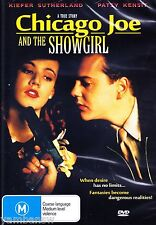 CHICAGO JOE & THE SHOWGIRL * KIEFER SUTHERLAND * NEW & SEALED DVD