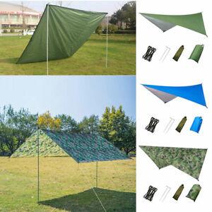 Mountain Man Tent Tarp Zeltplane 220x220cm wasserdicht und ultraleicht