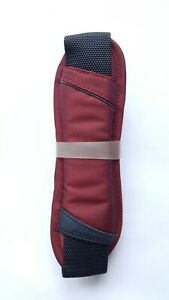 Briggs & Riley Replacement Luggage Briefcase Messenger Shoulder Strap Red