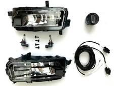Nebelscheinwerfer Komplettset Nachrüstung NSW Set Highline Schalter chrom VW T6