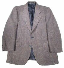 Magee Donegal Herrinbone Tweed 2-Button Sport Coat Men's 40R Made in Ireland