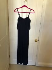 Phase Eight Navy Jumpsuit, Size 10, Immaculate - worn once only