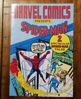 1988 Marvel Comics Presents Amazing Spider-Man Mini Comic #1 mint