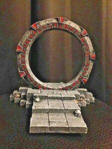 25-28mm scale Stargate, Demon door, Portal.