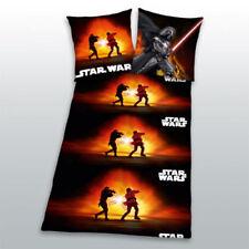 Bettwäsche Mikrofaser Star Wars Joda Luke Skywalker 135 x 200 Geschenk NEU WOW