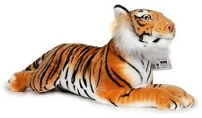 Large Plush Sumatran Tiger Cute Soft Stuffed Wild Animal Toy Boy Girl Gift