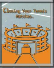 Closing Your Tennis Matches : Think of Me As Your Virtual Tennis Coach! by...