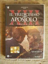 Il tredicesimo apostolo il prescelto - episodi 5-6-7-8 - DVD 2 dischi