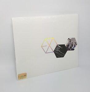 K-POP EXO-K 1st Mini Album [MAMA] Korean Ver. CD + Booklet + Photocard Sealed