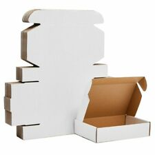 9 X 6 X 2 Inch Mailing Boxes For Shipping White 25 Pack
