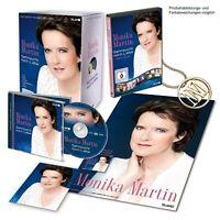 MONIKA MARTIN - SEHNSUCHT NACH LIEBE (FANBOX)   CD+DVD NEU