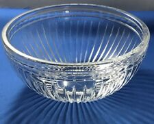 "Waterford 8"" Decorative Irish Crystal Serving Bowl Home Decor Kitchen"