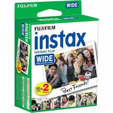 New Open Box Fujifilm Instax Instant Wide Film