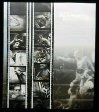 US Commemorative Stamps - Film Making
