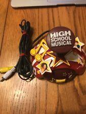 Jakks Pacific High School Musical Plug and Play TV Games 2005 Ships N 24h