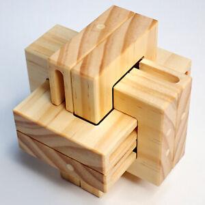 Grooved 6 Board Burr #6 (Pine version)